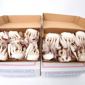 냉동절단꽃게(중국산) 5.4kg 양념게장용