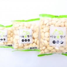 깐마늘(국내산) 200g / 400g / 1kg