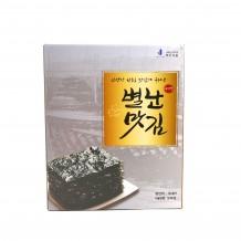 별난맛김 선물세트(재래김4봉,자반 볶음2봉,맛김9봉)
