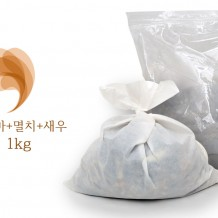 국물용 멸치, 다시마, 새우 1kg