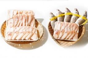 제수용 생선/ 생선 추석선물세트 침조기 5미 + 동태포 1팩(500g)