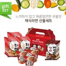 삼육 채식라면 선물세트